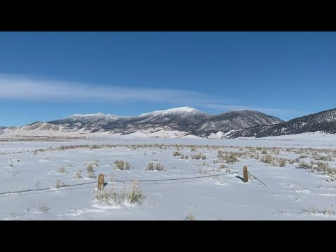 Eagle Nest Lake State Park Now Open To Ice Fishing
