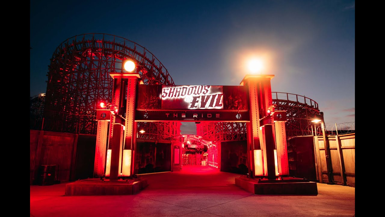 Official Black Ops III® Shadows of Evil: The Ride - 360° Experience