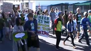 Global Cannabis March 2013 Cape Town part 2