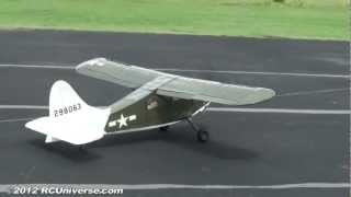 WOTX 2012 - Stinson L-5 Sentinel, Jason Correro