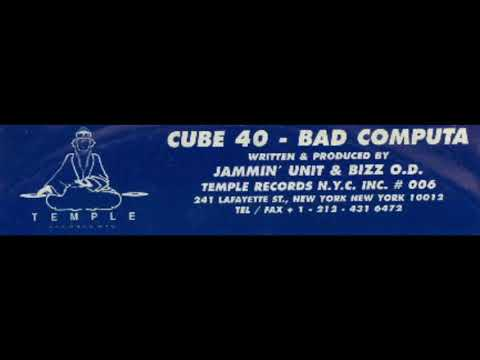 Cube 40 - Bad Computa (A1)