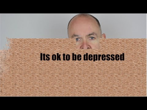 Its ok to be depressed
