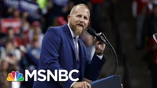 Fmr. Trump Campaign Manager Brad Parscale Hospitalized | Morning Joe | MSNBC
