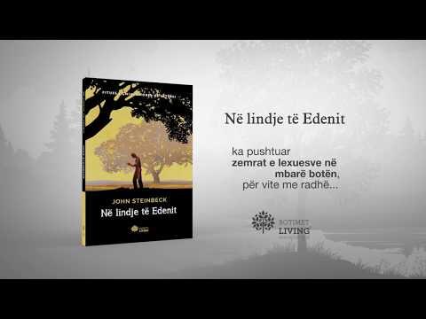 Libri nga John Steinbeck tani ne shqip|Ne lindje te Edenit|Nga Botimet Living