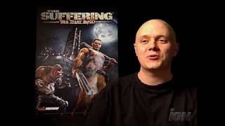The Suffering: Ties That Bind PlayStation 2 Gameplay -