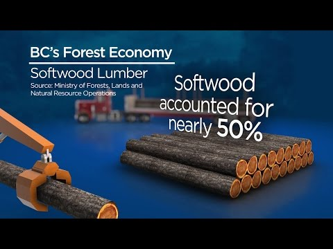 BC Forest Economy