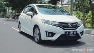 All New Honda Jazz RS Review