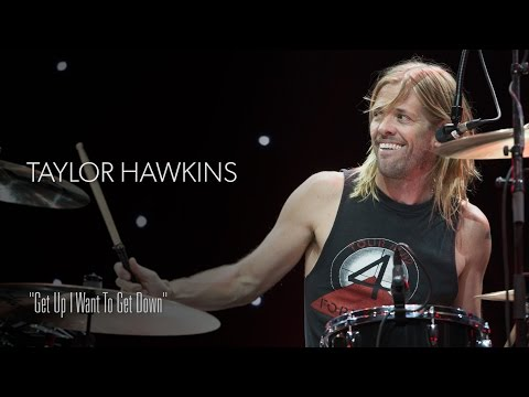 Taylor Hawkins  - Guitar Center 27th Annual Drum-Off (Part 3)