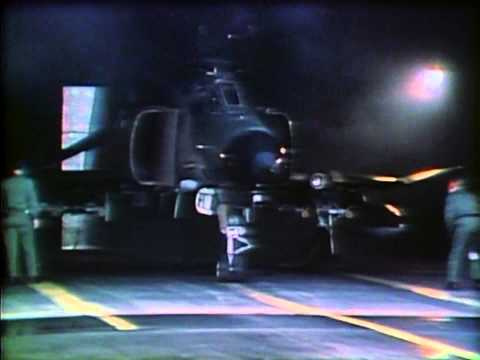 F-4E Phantom Air Defense Scramble