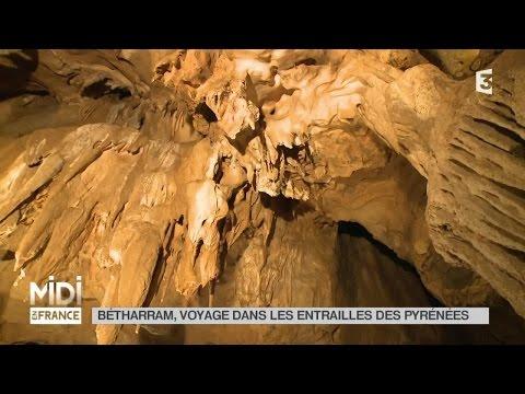 SUIVEZ LE GUIDE : Bétharram, voyage dans les entrailles des Pyrénées