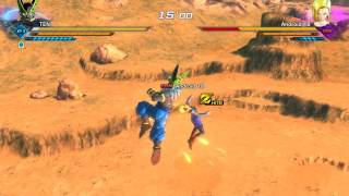 Stupid Android 18 gets smashed