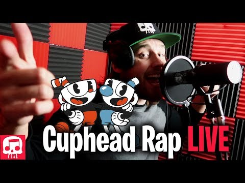 Cuphead Rap LIVE by JT Music