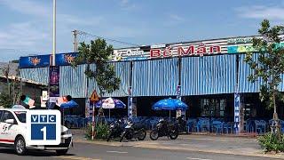 """Đà Nẵng: Hàng loạt quán xá bị """"xóa sổ"""""""
