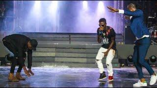 pappy kojo joey b hail tinny on stage vodafone ghana music awards 15   ghanamusic com video