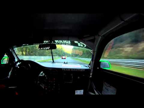 #8 Porsche 997 GT3 R Haribo Team Manthey Onboard - 24.09.2011