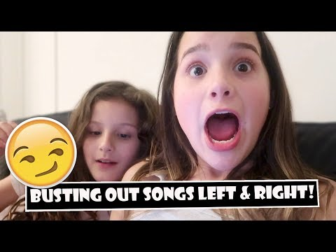 Busting Out Songs Left & Right! 😏 (WK 381) | Bratayley