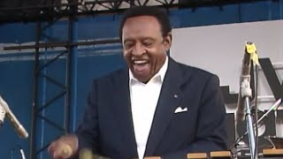Lionel Hampton & His Orchestra - Mack the Knife (reprise) - 8/14/1988 - Newport Jazz (Official)