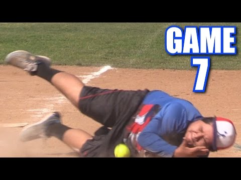GETTING DIRTY!   On-Season Softball Series   Game 7