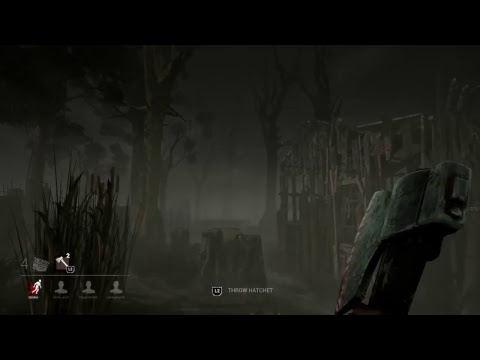 Dead by Daylight Ps4 Gameplay