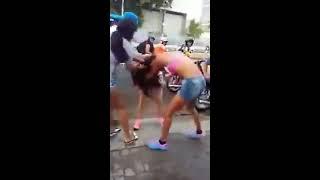 las peleas de cali de mujeres  huy  mojica