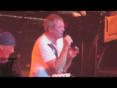 Deep Purple Hollywood Florida August 31 2014