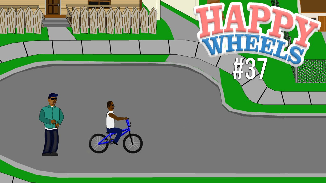 Happy Wheels Part 36 Gta San Andreas