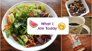 What I Ate Today - Vegan Winter Edition! Thumbnail