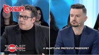 Zone e lire - Edi Paloka dhe Arjan Curi: Intervista Ruset e PD-së! (15 mars 2019)