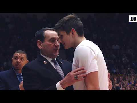 Grayson Allen: Senior Night Retrospective