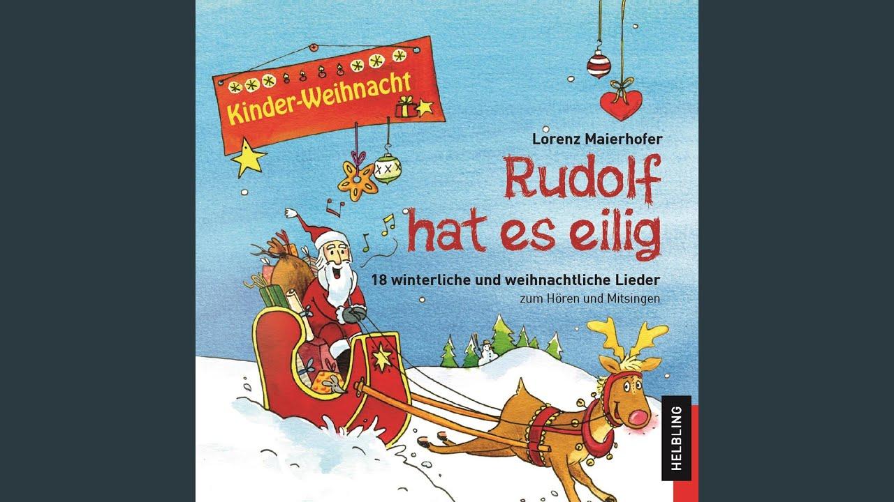 Rudolf hat es eilig - YouTube