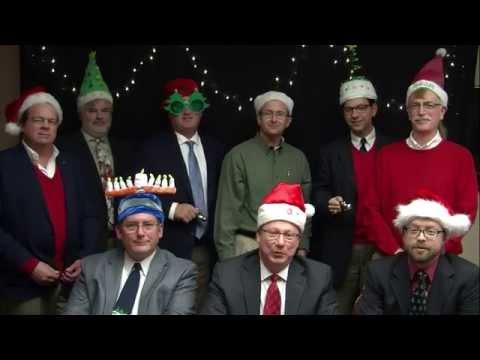 2014 Holiday Greeting Card - Jingle Bells