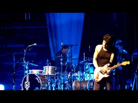 Steve Jordan Drum Solo W/ John Mayer At Verizon Center 2.20.10