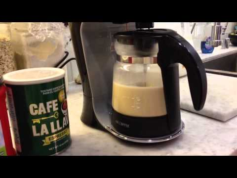 Drip Coffee Maker Clogged : How to clean a coffee maker FunnyDog.TV