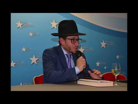 Former Chief Rabbi of Vienna Interview with Dr. Zev Brenner (Jewish Radio TCN)