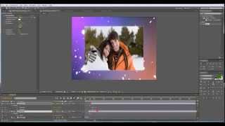 Урок Slide Show After Effects | Как сделать слайд шоу ?
