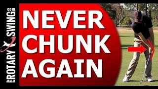Never Chunk Again: How To Hit The Golf Ball Solid