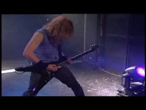 Megadeth - Dialectic Chaos [video (studio version)]