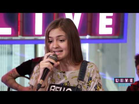 Iuliana Beregoi - Vina mea & Fac ce simt | ProFM LIVE Session