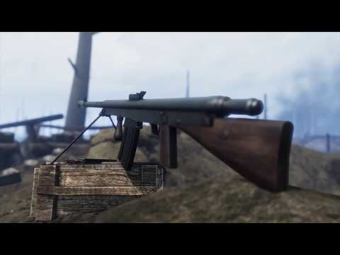The Chauchat & Custom Weapons - Soldiers Can't be Choosers
