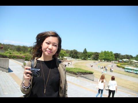 Japan Vlog: Day 2 // Hitachi Seaside Park