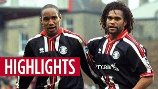 MATCH HIGHLIGHTS | Arsenal v Boro, April 2001