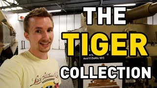 THE TIGER COLLECTION!