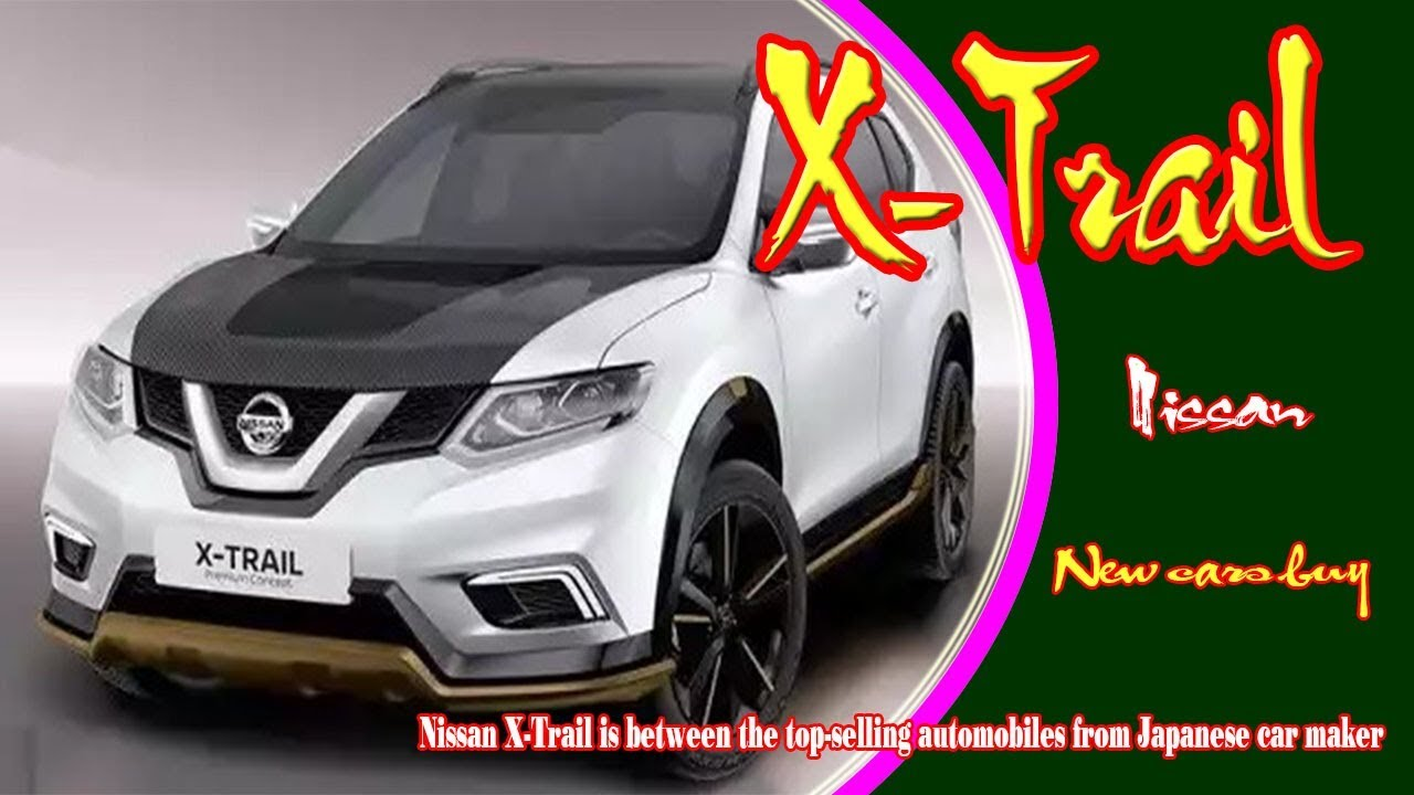 2020 Nissan X-Trail Redesign Coming Next Year >> 2020 Nissan X Trail Nissan X Trail 2020 2020 Nissan X Trail Australia New Cars Buy