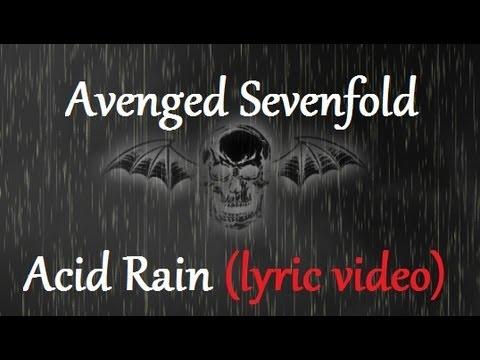 Avenged Sevenfold - Acid Rain (Lyric Video) [HQ]