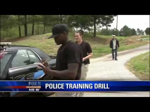 Fox 5 News Atlanta - Fulton County Police Cadet Training