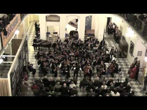 Orange County Youth Orchestra Prague Concert Mr Reagan.m4v