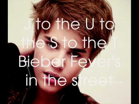 Dr. Bieber - Justin Bieber - Lyrics [NEW SONG 2011]
