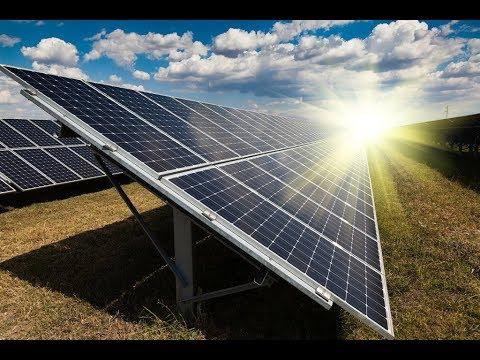 Ultimos Avances en Energía Solar