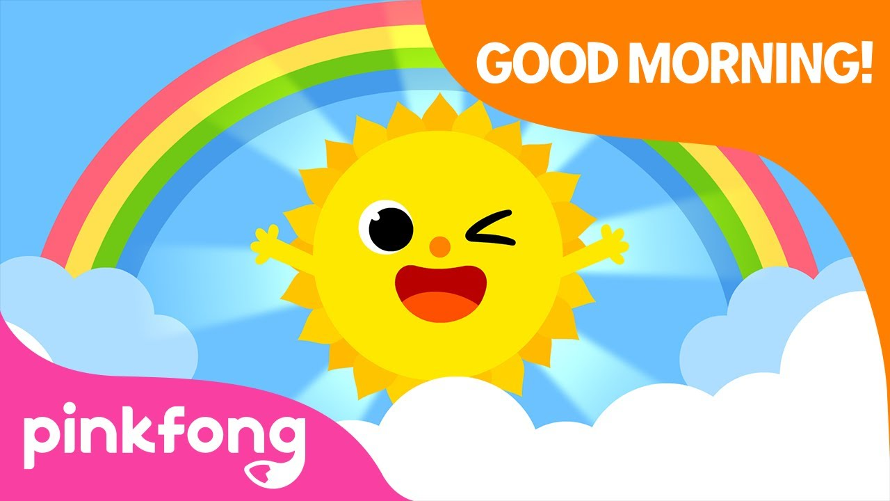 Good Morning Song | Good Habits for Children | Pinkfong Songs for Children