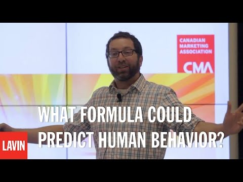 Jordan Ellenberg: What Formula Could Predict Human Behavior?